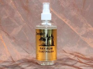 Jerob Bay Rum Coat Polish 236 ml 2 300x225 - Jerob, Bay Rum Coat Polish, 236 ml