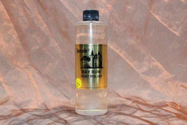 Jerob Bay Rum Coat Polish 473 ml 2 600x400 - Jerob, Bay Rum Coat Polish,473 ml