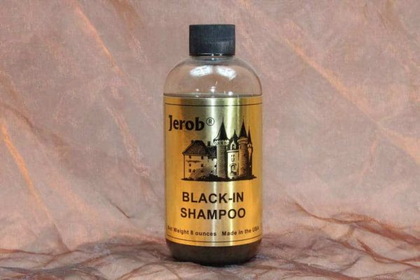 Jerob Black In Shampoo 236 ml 2 600x400 - Jerob, Black-In Shampoo, 236 ml