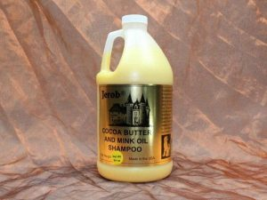 Jerob Cocoa Butter Mink Oil Shampoo 1900 ml 1 300x225 - Jerob, Cocoa Butter & Mink Oil Shampoo, 1900 ml