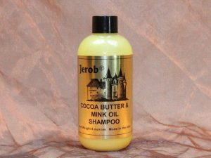 Jerob Cocoa Butter Mink Oil Shampoo 236 ml 1 300x225 - Jerob, Cocoa Butter & Mink Oil Shampoo, 236 ml