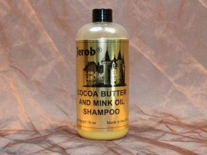 Jerob Cocoa Butter Mink Oil Shampoo 473 ml 1 300x225 - Jerob, Cocoa Butter & Mink Oil Shampoo, 473 ml