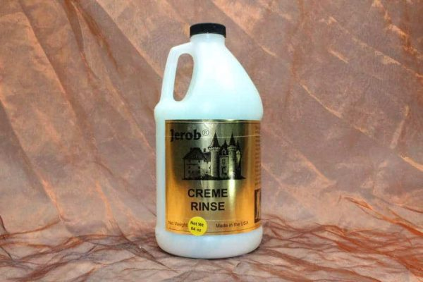 Jerob Creme Rinse 1900 ml 2 600x400 - Jerob, Creme Rinse, 1900 ml