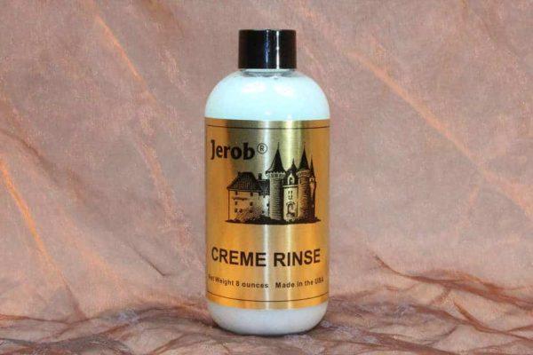 Jerob Creme Rinse 236 ml 2 600x400 - Jerob, Creme Rinse, 236 ml