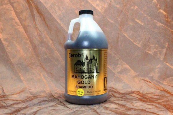 Jerob Mahogany Gold Shampoo 1900 ml 1 600x400 - Jerob, Mahogany Gold Shampoo, 1900 ml