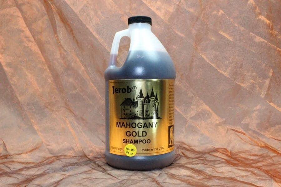 Jerob, Mahogany Gold Shampoo, 1900 ml