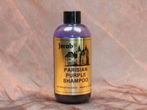 Jerob Parisian Purple Shampoo 236 ml 2 300x225 - Jerob, Parisian Purple Shampoo, 236 ml