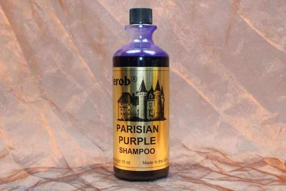 Jerob, Parisian Purple Shampoo, 473 ml