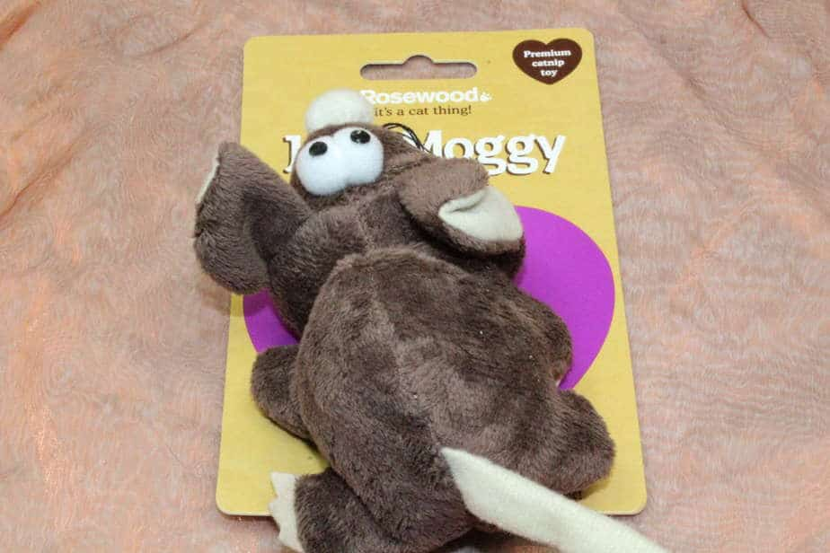 Jolly Moggy Brown Mouse, 1 Pcs.