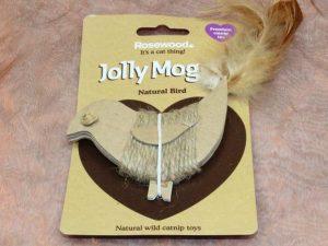 Jolly Moggy Natural Bird 1 Pcs. 2 300x225 - Jolly Moggy Natural Bird, 1 Pcs.