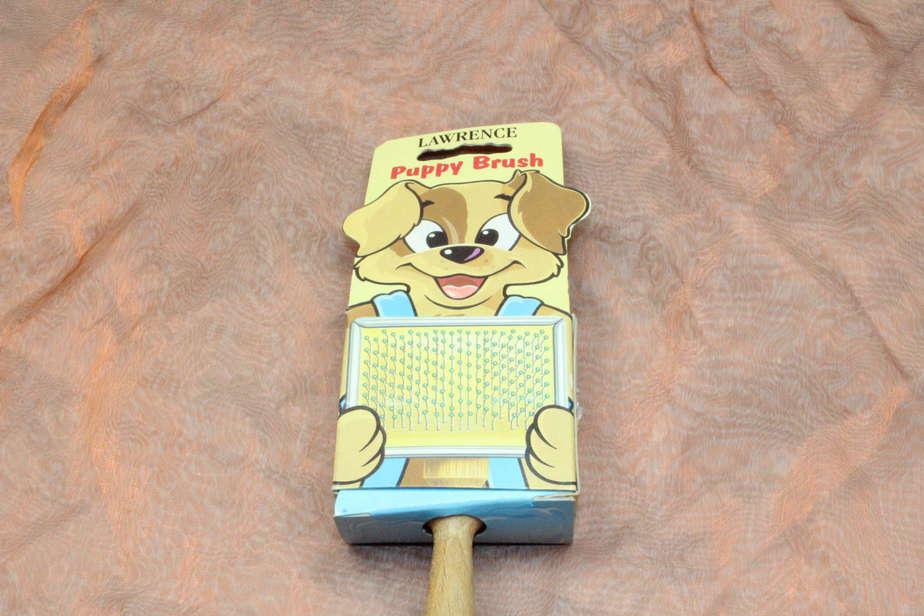 Lawrence, Puppy Slicker Brush ,1 Pcs.