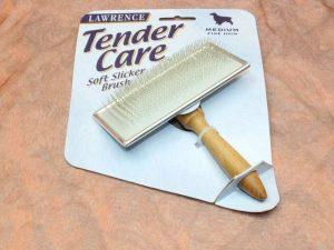 Lawrence Tender Care Slicker Brush Medium 1 Pcs. 2 300x225 - Lawrence, Tender Care Slicker Brush Medium , 1 Pcs.