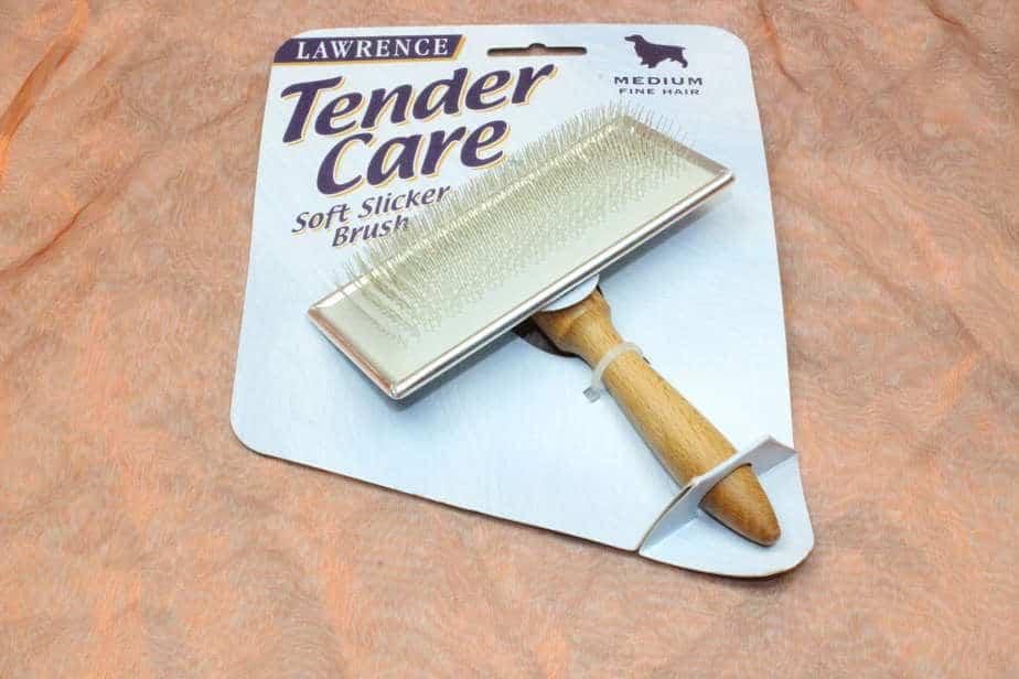 Lawrence, Tender Care Slicker Brush Medium ,1 Pcs.