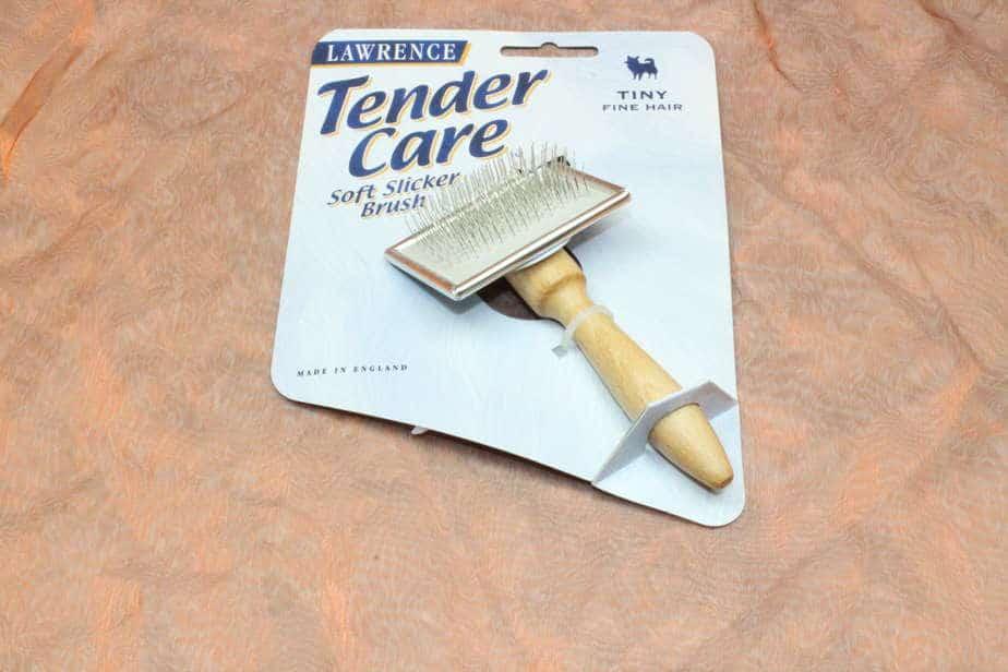 Lawrence, Tender Care Slicker Brush Tiny,1 Pcs.