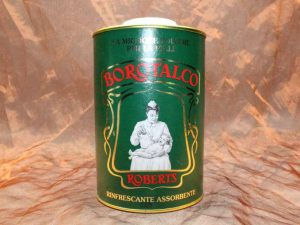 Manetti i Roberts Borotalco 1000 gram 2 300x225 - Mauzi & Wauzi, Droogshampoo,100 gram