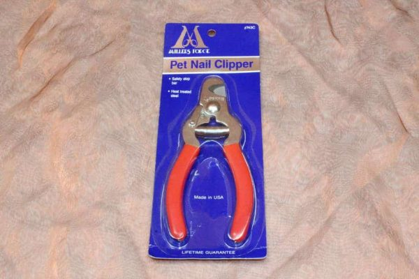 Millers Force Nail Clippers 1 Pcs. 2 600x400 - Millers Force, Nagelknipper,1 Pcs.