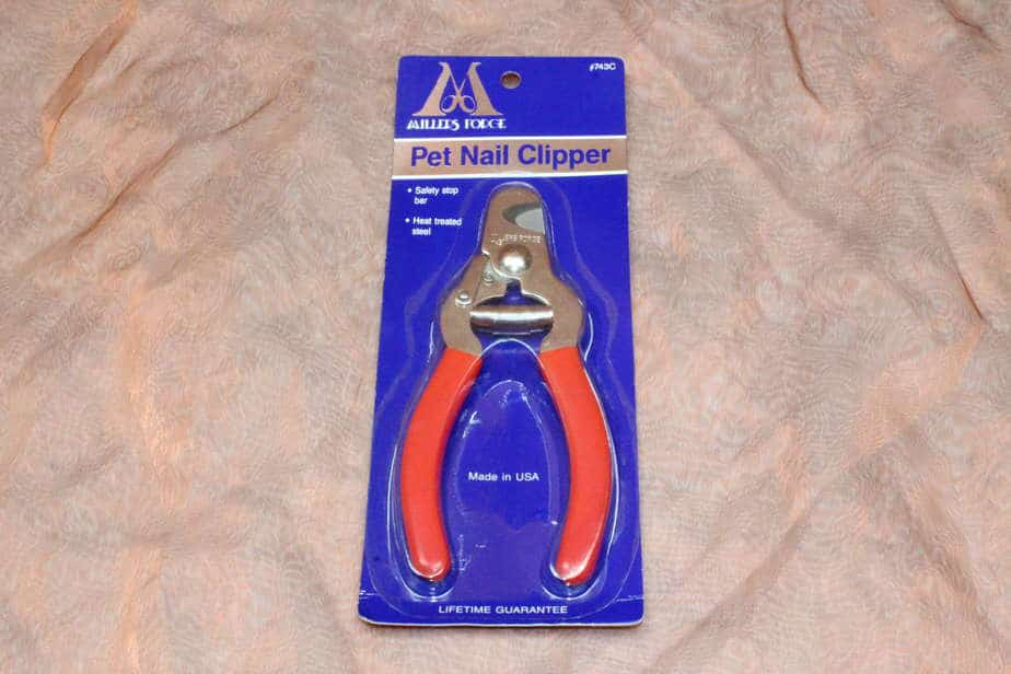 Millers Force, Nagelknipper,1 Pcs.