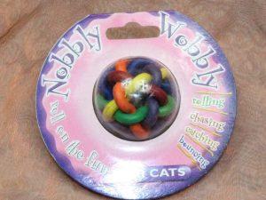 Mini Nobbly Wobbly 1 Pcs. 2 300x225 - Tackle Bag, 1 Pcs.