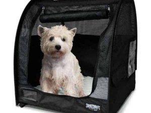 Pop-Up Kennel - Medium, Single, Show Shelter