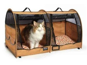 Pop-Up Kennel - Small, Double Car-go