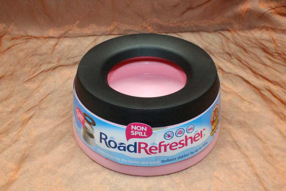 Road Refresher Large Pink, 1 Pcs.