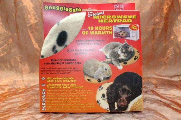 Snugglesafe Heatpad 1 Pcs. 2 600x400 - Snugglesafe, Heatpad, 1 Pcs.