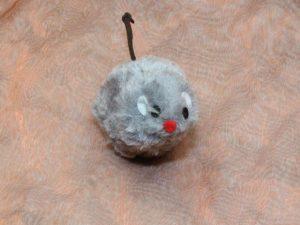 Standup Fur Mouse 1 Pcs. 2 300x225 - Mini Nobbly Wobbly, 1 Pcs.