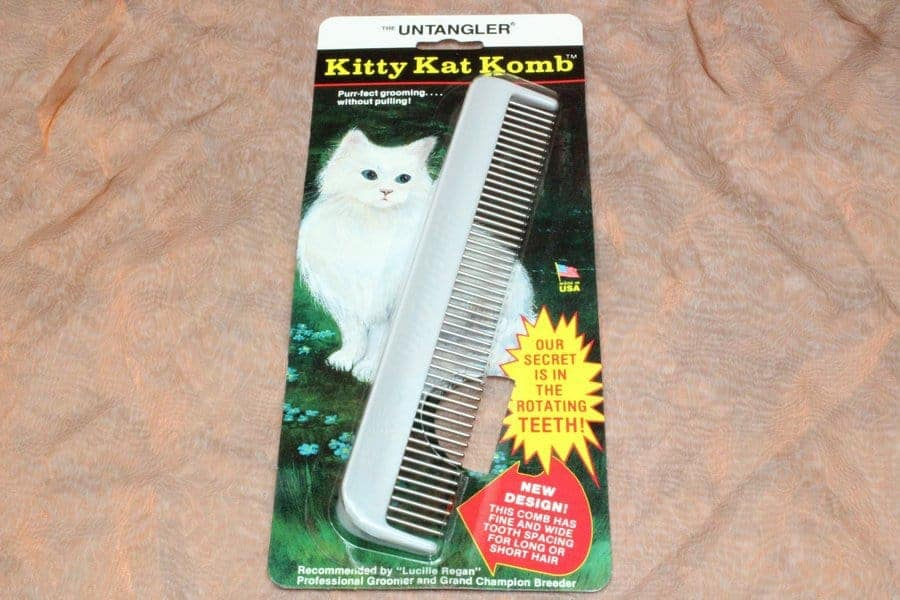 Comb With Rotating Teeth Large,1 Pcs.