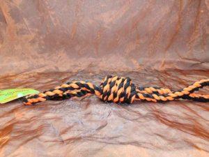 TLC Cotton Double Tugger Knott 1 Pcs. 2 300x225 - TLC, Cotton Rope Ball, 1 Pcs.