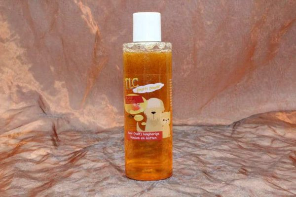 TLC Mango Shampoo 200 ml 2 600x400 - TLC, Mango Shampoo, 200 ml