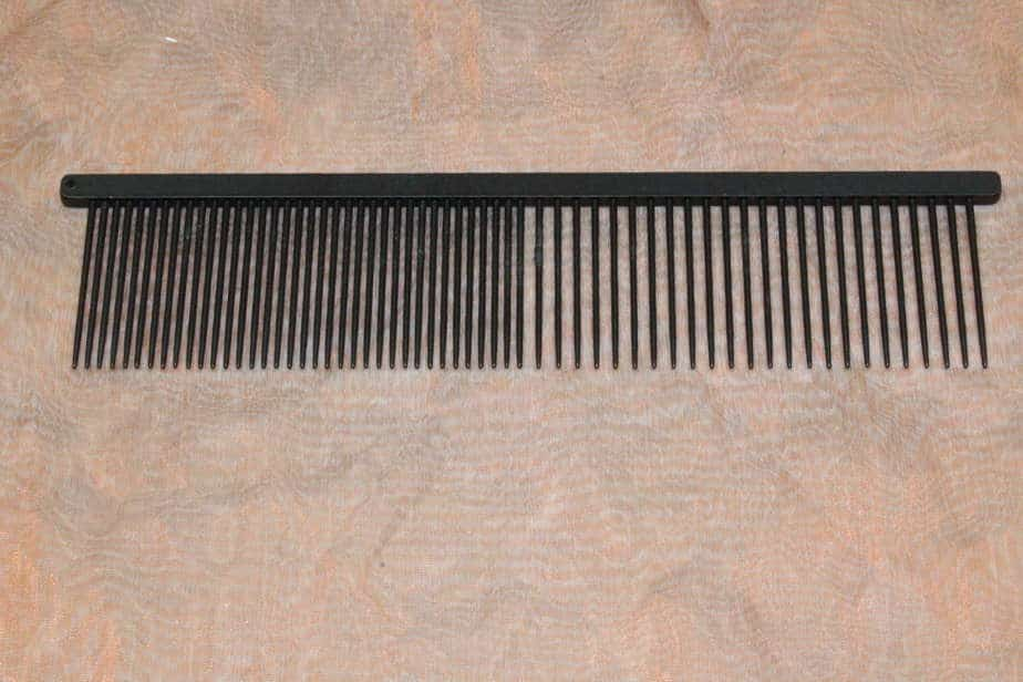 TLC, The Comb, Anti-Static Kam Extra Lang Grof / Medium, 1 Pcs.