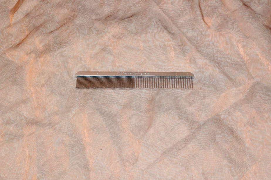 TLC, The Comb, Gezichtskammetje Groot, 1 Pcs.
