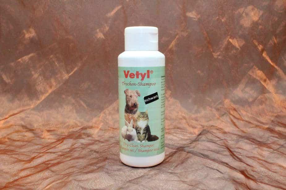 Vetyl, Droogshampoo Zwart, 100 gram