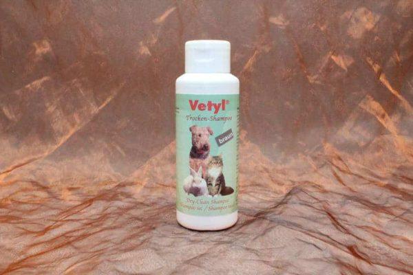 Vetyl Dryshampoo Brown 100 gram 2 600x400 - Vetyl, Droogshampoo Bruin, 100 gram