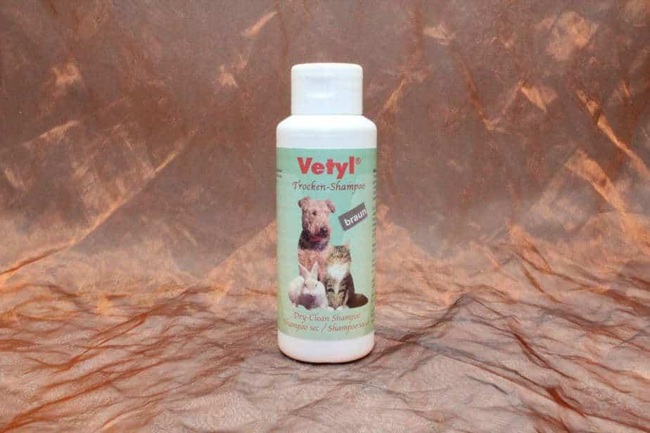 Vetyl, Droogshampoo Bruin, 100 gram