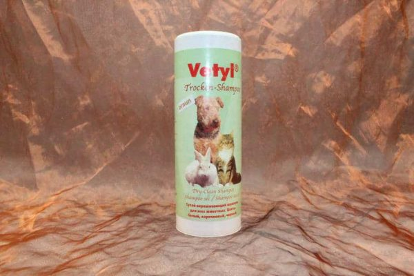 Vetyl Dryshampoo Brown 500 gram 2 600x400 - Vetyl, Droogshampoo Bruin, 500 gram