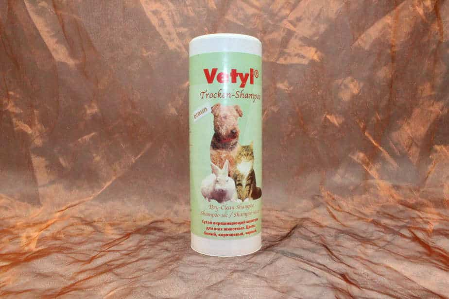 Vetyl, Droogshampoo Bruin, 500 gram