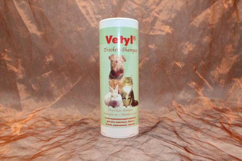 Vetyl, Droogshampoo Wit, 500 gram
