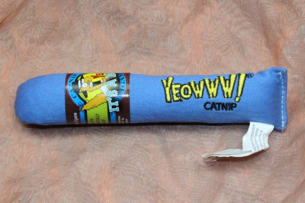 Yeowww Blue Cigar 1 Pcs. 2 600x400 - Yeowww, Blue Cigar, 1 Pcs.