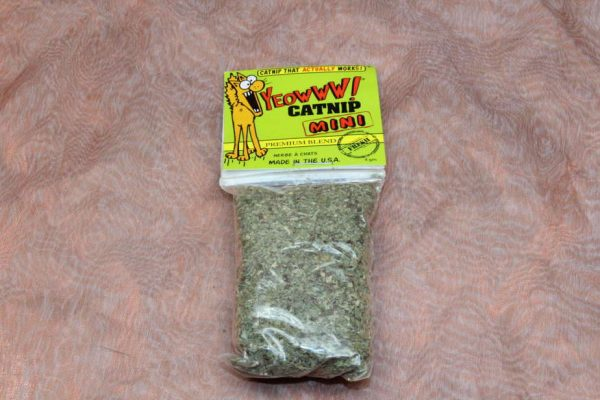 Yeowww Catnip Mini 1 Pcs. 2 600x400 - Yeowww, Catnip Mini , 1 Pcs.