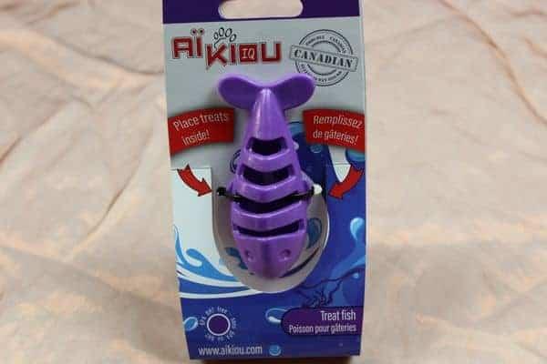 Interactive Fish Purple