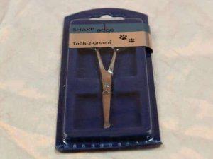 Tools-2-Groom 4,5 Gebogen Schaar