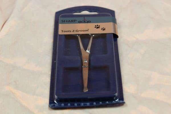 Tools-2-Groom 4,5″ Gebogen Schaar, 1 Pcs.
