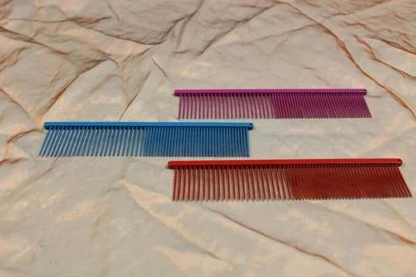 tn_TLC, The Comb, 19 CM Long Pin Medium Grof - Sparkly All Colours
