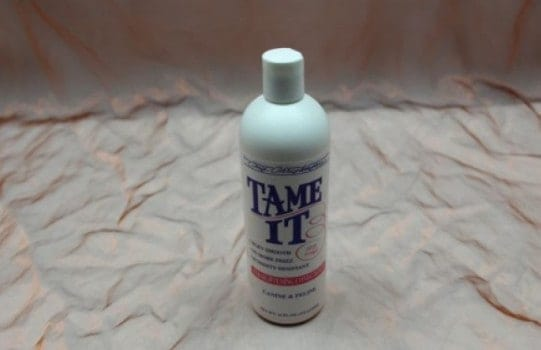 Chris Christensen, Tame It Conditioner